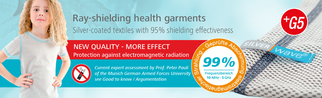 Ray-shielding health garments